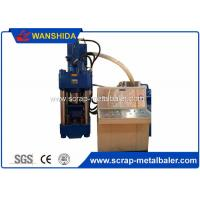Buy cheap Customised Size Metal Briquetting Machines With Feeding System Y83-6300 product