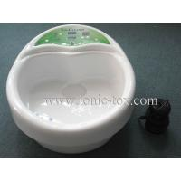 Buy cheap Ion Cleanse Foot Machine Detox Foot Spa , Ionic Detox Foot Spa with Remote Control product