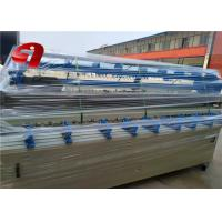 Buy cheap Welded Construction Panel Roll Fence Mesh Welding Machine Automatic 1-6m Width product