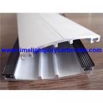 Buy cheap Aluminium glazing bar, aluminium profile, pc sheet profiles/accessories, polycarbonate sheet profile product