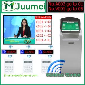 Buy cheap Queue Management System For Restaurant/Hospital/Bank//University/Telecom company product