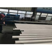 Buy cheap Polishing 38mm /19mm Sanitary Stainless Steel Tube With Austenitic Steel product