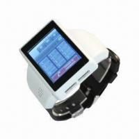 Buy cheap Smart Watch Mobile with GPS/G-sensor/Google's Android 2.2/4GB ROM/2GB RAM/Up to 32GB Capacity product