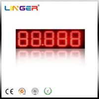 Buy cheap Aliexpress Petrol Price Pylon Sign Board With Advertisement Display from wholesalers