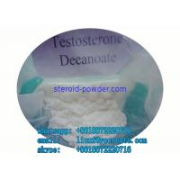 Buy cheap High Purity Raw Testosterone Decanoate steroid powder Muscle Building  Injectable 5721-91-5 product