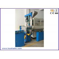 Buy cheap professional design and manufacture wire and cable extruder Machine from wholesalers