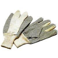 Buy cheap Floral Printed Garden Gloves With Pvc Dots On Palm product