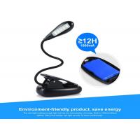 China Portable Emergency Led Clip On Book Light on sale