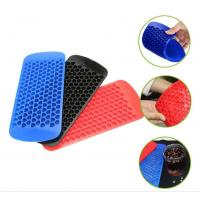 Buy cheap Heart Silicone Ice Cube Molds Food Grade Non Toxic Material Eco Friendly product