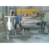 Buy cheap GMP Standard Mobile Cip Station , Carbon Steel Material Clean In Place Equipment from wholesalers
