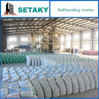 Quality self-leveling compounds to receive floor covering materials for sale