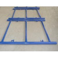 Buy cheap 5'x4' Heavy duty shoring frame scaffolding powder coated from wholesalers