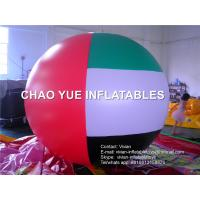 Buy cheap Commercial Grade PVC Large Advertising Inflatable Helium Balloon 2 Meter / 6 Feet product