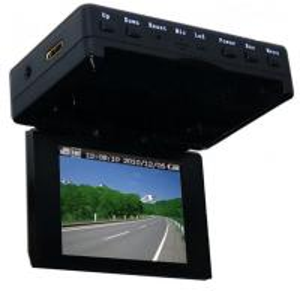 HDMI TFT LCDの夜間視界のHD車DVR