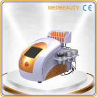 Buy cheap 650nm diode laser& lipo laser slimming&cavitation rf vacuum body shape and weight loss product