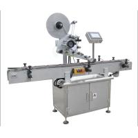 Buy cheap Chemical Bottle Labeling Equipment Relate To Material And Label Size product