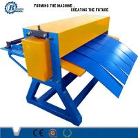 Buy cheap Mini Galvanized Stainless Slitting Line Machine For Metal Roof Panel product