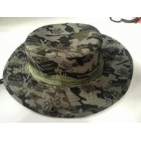 Buy cheap Cotton / polyester ripstop ACU digital camouflage military boonie hat product