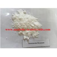 Buy cheap Muscle Growth Testosterone Decanoate / Test D Powder 5721-91-5 White Power product