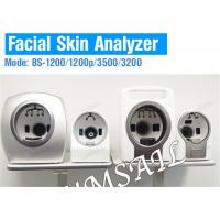 Buy cheap Facial Skin Analyzer Machine / Skin Care Machines For Roughness , Pores , Wrinkles product