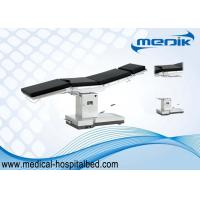 Buy cheap Comprehensive Hydraulic Surgical Operating Table With X - Ray Photography For Hospital product
