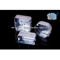 Buy cheap Galvanized Steel Electrical Boxes And Covers product
