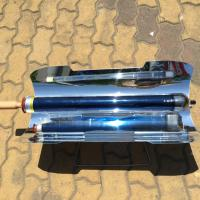 solar heated grill essay One of the biggest costs of owning your own pool is the monthly energy bill heating the water in your pool can get very expensive, but a diy solar pool heater can eliminate that expense altogether a diy pool heater will keep the water at the temperature you want without adding any additional cost.