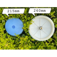 Buy cheap 215mm 260mm 300mm Silica Gel Bubble Disc Diffuser product