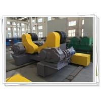 Buy cheap Self Aligned Tank Turning Rolls Automatic With Motorized Bogie product