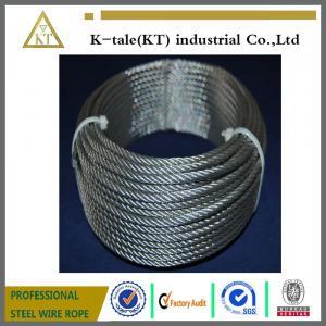Buy cheap cuerda de alambre de acero inoxidable de 1.2m m 7x7 en carretes product
