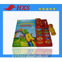 Buy cheap Children Hardcover Book English Story Book With Sound product