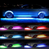 Buy cheap 4pcs LED Underbody Lights For Cars product