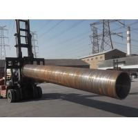 Buy cheap Nominal Wall Thickness A106 Seamless Pipe Durable For Structure Construction product
