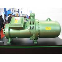 Buy cheap Green And Big Bitzer Screw Compressor With R-22 R-134a R407C , CSW7583-100(Y) product