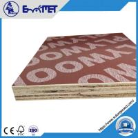 Buy cheap 18mm cheap finger joint board formwork shuttering film faced plywood product