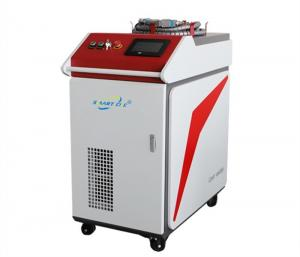 Buy cheap Raycus Metal 1500w Cnc Laser Welding Machine product