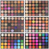 Private Label Cheap Cosmetic 35 Color Eyeshadow Palette In Stock
