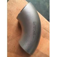 Quality Hastelloy B2 N10665 Carbon Steel Butt Weld Pipe Fittings Stainless Steel 90 for sale