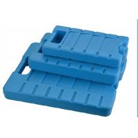 Buy cheap Reusable 3 Refreezable Ice Packs For Lunch Box Solid Blue product