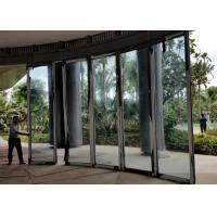 Buy cheap Anti - Typhoon Glass Partition Wall Curved  Double Glazed  Rubber Seal Strip product