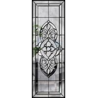 Buy cheap Increased Curb Appeal Decorative Panel Glass For Apartment Home Pattern Surface product