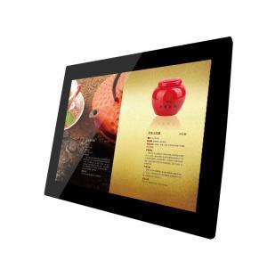 Buy cheap Рамка большого 15 дюймов видео-/тональнозвуковая HDMI LCD цифров фото с часами и календаром product