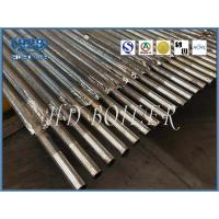 China Heat Exchange Boiler Water Wall Panels For Power Station , Painted Carbon Steel on sale