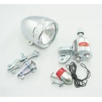 Buy cheap 12 Volt 6 Watt Vintage Dynamo Bicycle Light Green Power Without Batteries product