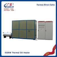 Buy cheap stainless steel 3KW thermal oil system product