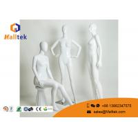 China Customized Retail Shop Fittings Popular European Size Glossy Mannequin on sale