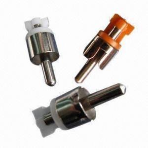 China RCAはコネクターの製造業者を、さまざまな色利用できます差し込みます wholesale