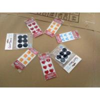 Quality Sticky Back Velcro Circles/dots/coins/squares for sale