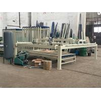 Buy cheap Fully Automatic Magnesium Oxide Board Production Line With 1500 Sheets product