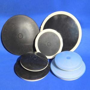 Buy cheap EPDM Membrane Fine Bubble Disc Diffuser 200/270/340mm product